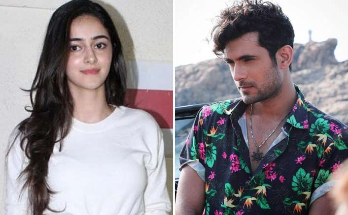 When Sanam Puri met fan Ananya Panday