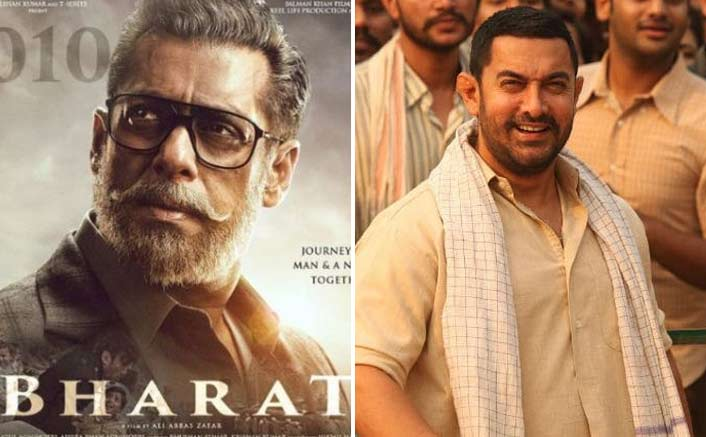 Will Salman Khan Be Able To Break Aamir Khan's Record With Bharat? Check It Out…