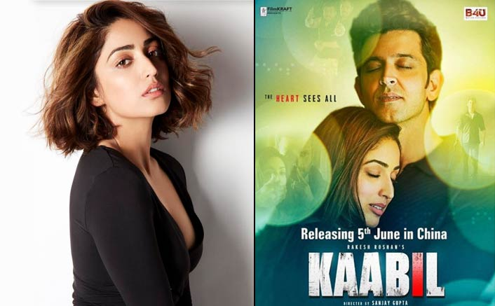 Yami Gautam to wrap up Bala schedule early join Hrithik in China for Kaabil premiere!