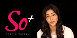 All hail the Best Student! Ananya Panday launches new initiative, 'So Positive' against social media bullying