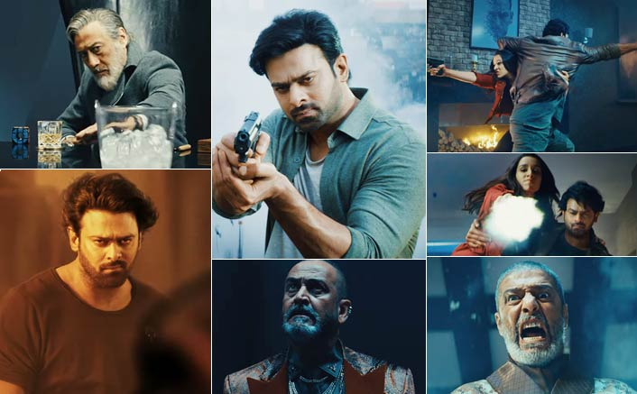 Saaho Trailer: Prabhas Leaves You Speechless, Shraddha Kapoor STUNS!