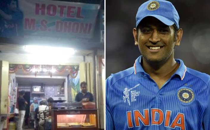 A Die-Hard MS Dhoni Fan Proving His Love By Serving Free Meals!