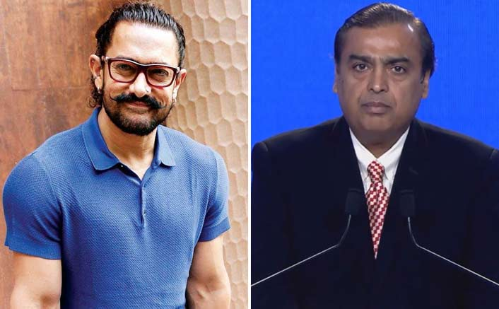 Aamir Khan Signs A Big Deal With Jio For His Dream Project Mahabharata?