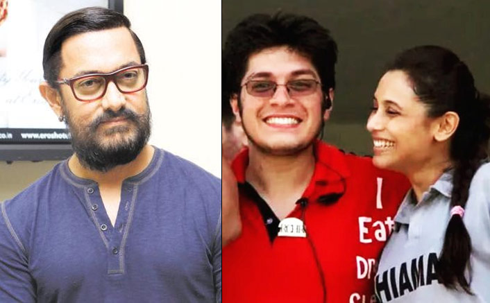 Aamir Khan's Birthday Post For Junaid Has A Rani Mukerji Connection!