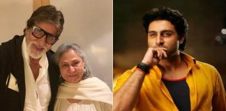 Abhishek posts Big B, Jaya's image on 46th anniversary