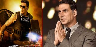 Akshay Kumar reacts to negative trend on Sooryavanshi with hands folded