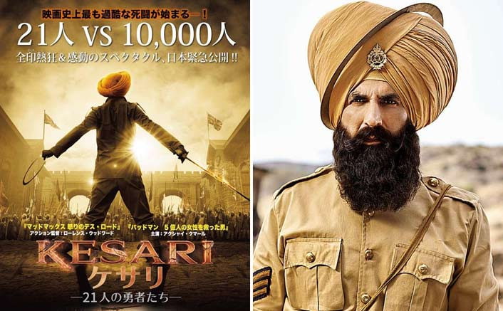 Akshay Kumar's Kesari Is All Set To Hit The Japanese Box Office, Here's The Release Date