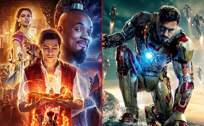 Aladdin Box Office: The Film Crosses The 50 Crores Mark In India, Chasing Iron Man 3