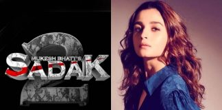 Alia Bhatt goes sans make-up for Sadak 2
