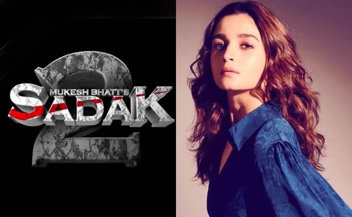 Alia Bhatt goes sans make-up for Sadak 2