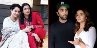 Alia Bhatt & Ranbir Kapoor Finally Speaks About Kangana Ranaut's Sister, Rangoli Chandel's Allegations!