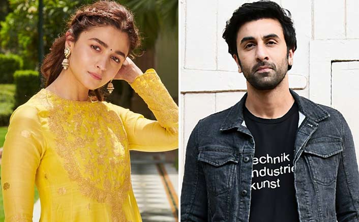 Alia Bhatt Says Beau Ranbir Kapoor Helped Her Cope-Up With Stress & Anxiety!