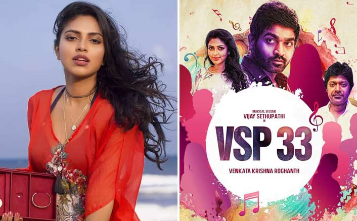 Amala Paul on being thrown out of 'VSP33'