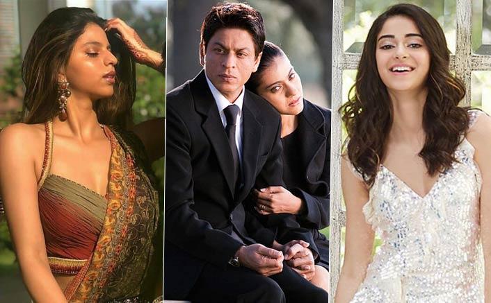 Ananya Panday & Suhana Khan Made Their Debut Long Back With Shah Rukh Khan's 'My Name Is Khan'