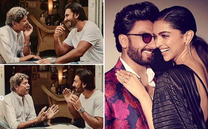 CONFIRMED: Deepika Padukone Is Playing Ranveer Singh's Wife In '83; Actress Reveals Details