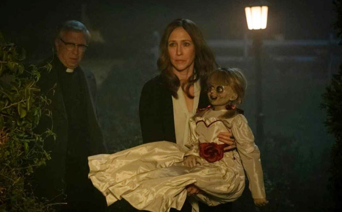 Annabelle Comes Home Box Office: Shows 30% Jump On Saturday