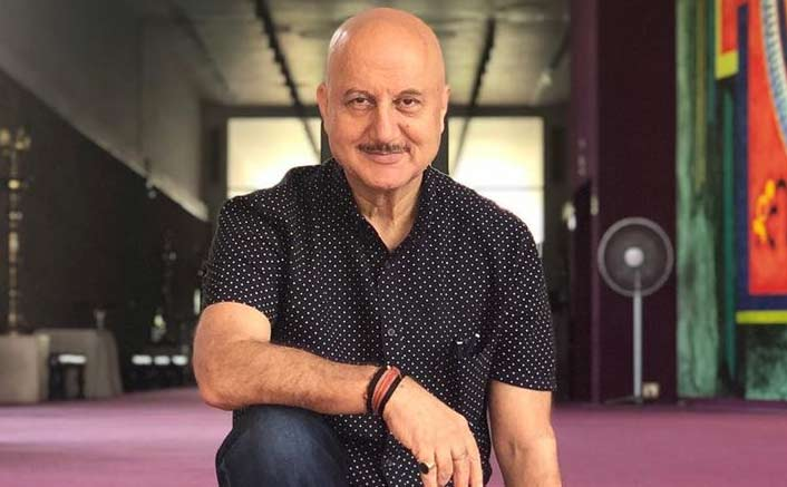 Anupam Kher Clarifies About Why 'Lessons Life Taught Me Unknowingly' Is An Autobiography & Not Biography!