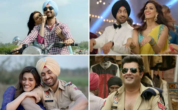 Arjun Patiala Trailer: Diljit Dosanjh, Varun Sharma & Kriti Sanon Are Quirky, Smirky & All Kinds Of Funny!