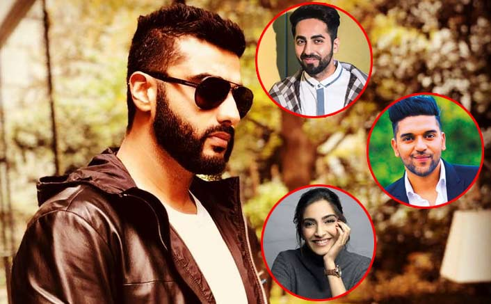 Happy Birthday Arjun Kapoor: From Ayushmann Khurrana To Sonam Kapoor; B-Town Celebs Pour Wishes