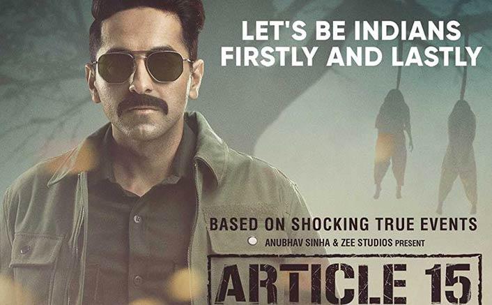 Article 15 Movie Review: Ayushmann Khurrana's Thriller Pens Intrigue Around Information!