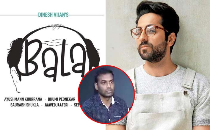 Bala Row: Ayushmann Khurrana's Legal Team Responds To Kamal Kant Chandra's Allegations Of Stealing His Script