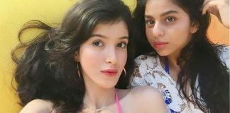 Best Friends Shanaya Kapoor And Suhana Khan Take A Chill Pill Together