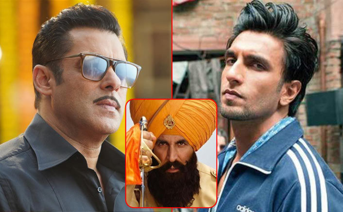 Bharat Box Office: Surpasses Ranveer Singh's Gully Boy; All Set To Beat Akshay Kumar's Kesari Today