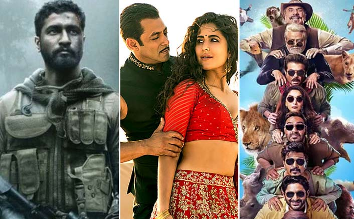 Bharat Box Office: This Salman Khan Starrer Fares Lower Than Uri: The Surgical Strike & Total Dhamaal On Monday