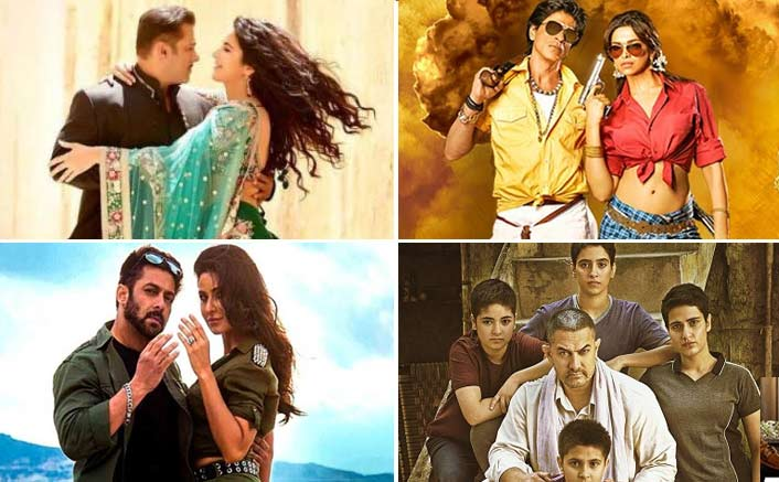 Bharat Box Office VS 3 Days Of Salman Khan, Shah Rukh Khan & Aamir Khan's BIG Festive Releases