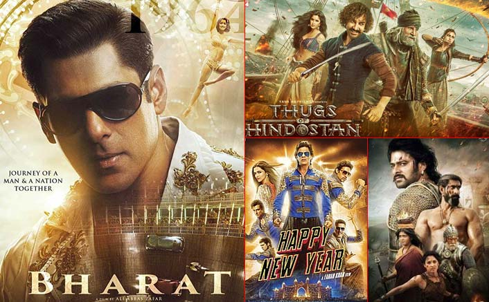 Bharat VS Thugs Of Hindostan, Happy New Year, Baahubali 2 & Others! Check Out Where It Stands Amongst Highest Morning Occupancies