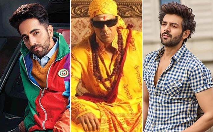 Bhool Bhulaiyaa 2: Not Kartik Aaryan But Ayushmann Khurrana To Step In Akshay Kumar's Shoes?
