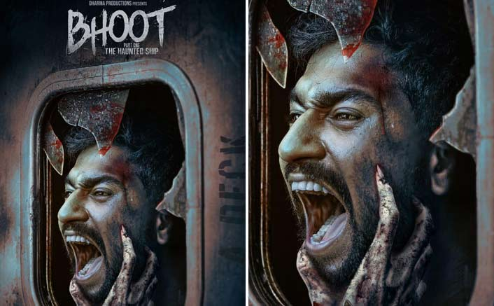 Bhoot's New Poster On 'How's The Hype?': BLOCKBUSTER Or Lacklustre?