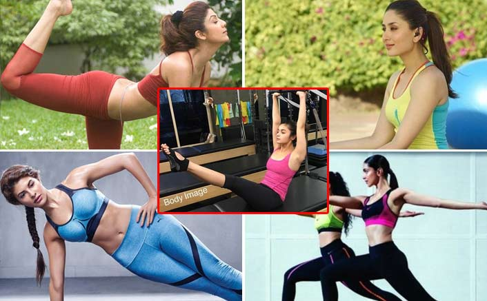 Bollywood divas who add star power to yoga