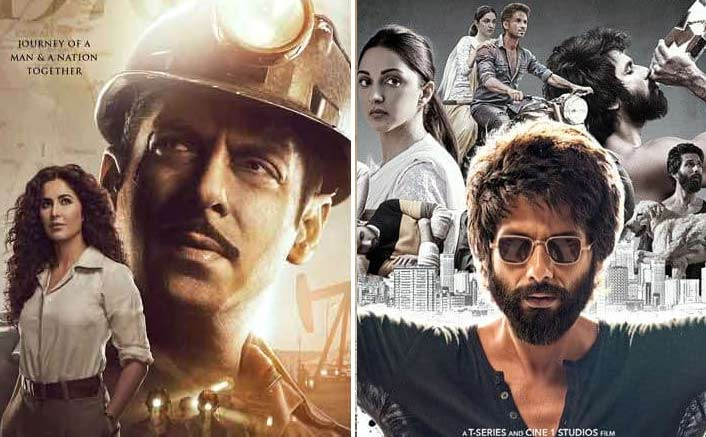 Box Office - Bharat hangs on despite Kabir Singh onslaught