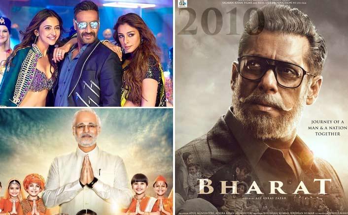 Box Office - De De Pyaar De enters nervous 90s, PM Narendra Modi aims for 25 crores before Bharat