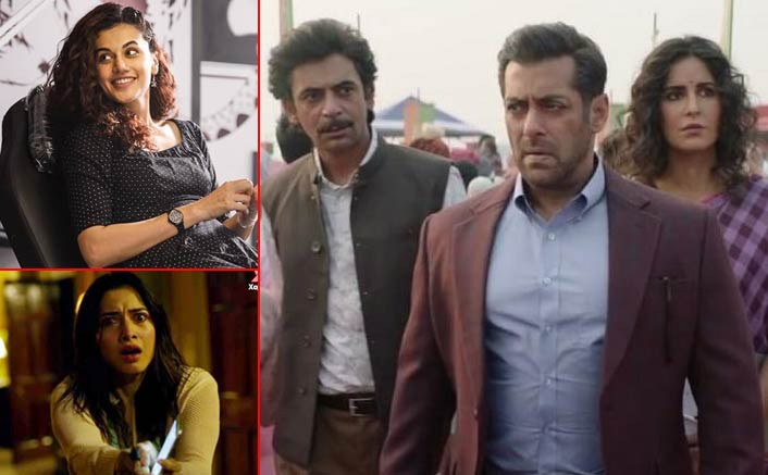 Box Office Updates: Bharat Leads, Game Over Follows, Khamoshi Is Out