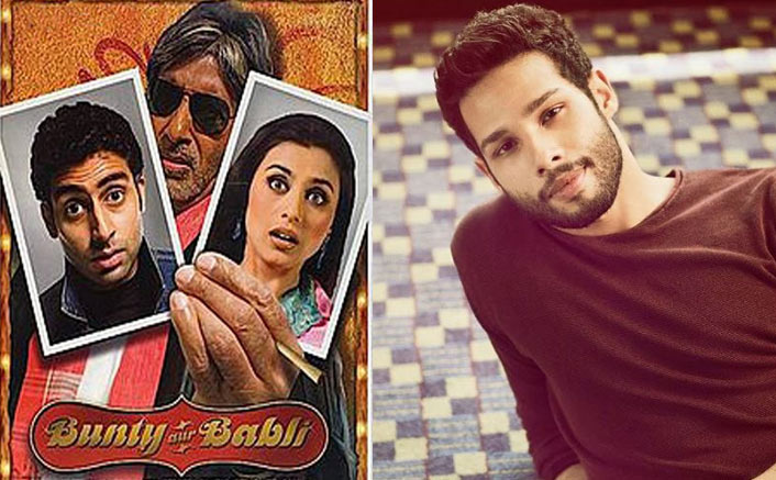 Gully Boy's MC Sher Siddhant Chaturvedi In Bunty Aur Babli 2? Deets Inside!