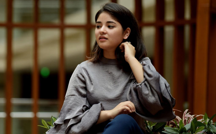 'Dangal' girl Zaira quits Bollywood over 'damaged peace, imaan'