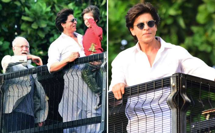 David Letterman joins SRK's Eid meet with fans