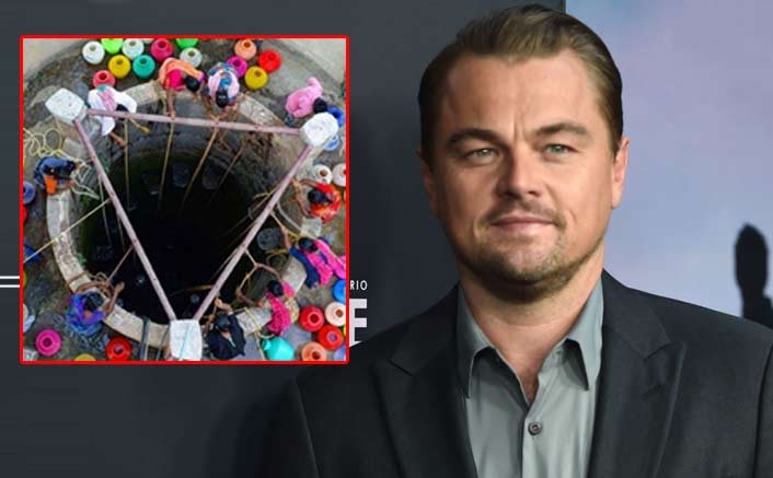 DiCaprio steers attention to Chennai water crisis