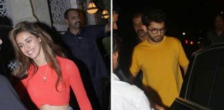 Disha Patani Dines Out With Aditya Thackeray; Netizens Ask Bizarre Questions Related To Tiger Shroff