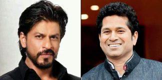 Don't 'Chuck' De helmet: Tendulkar tells SRK