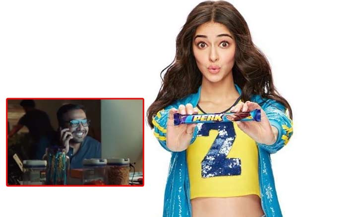 Ever Thought How Ananya Panday & Anurag Kashyapn Will Look Together Onscreen? Here You Go!