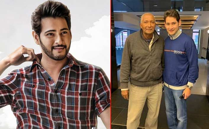 Fanboy moment alert! 'Maharshi' superstar Mahesh Babu shares a picture with this cricket legend!