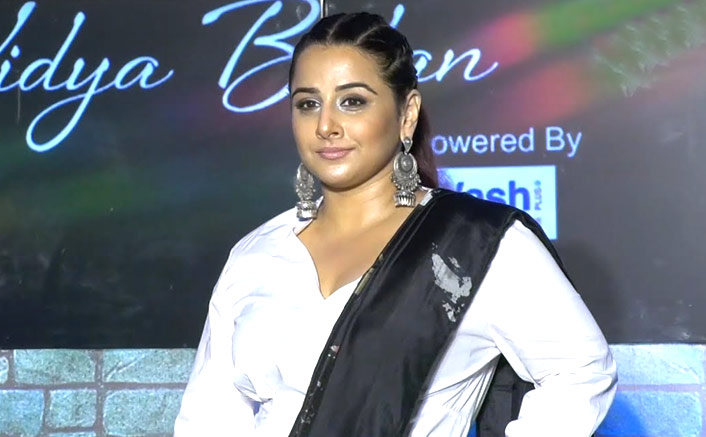 """Vidhu Vinod Chopra Said, 'I Am Not Bidding 10 Crores On This Girl'"": Vidya Balan On Parineeta"