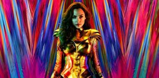 Gal Gadot back as Wonder Woman in new shiny avatar