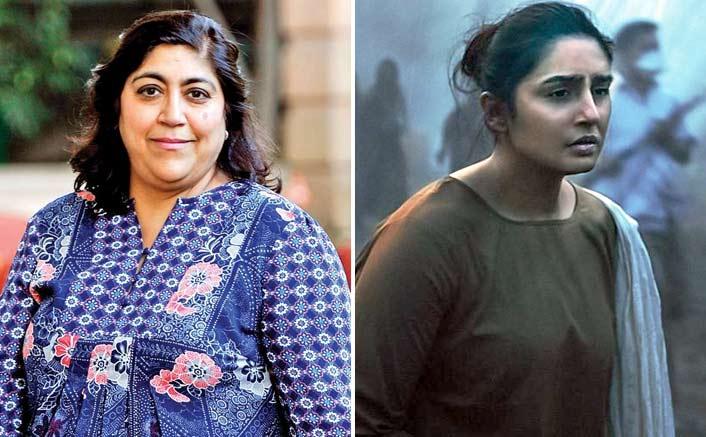 Gurinder Chadha raves about Huma Qureshi's 'Leila'