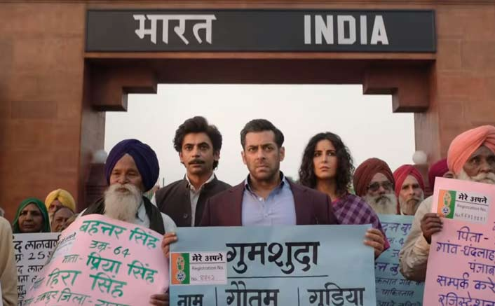 HATS OFF to the makers of Bharat for getting the India-Pakistan angle right without offending anybody
