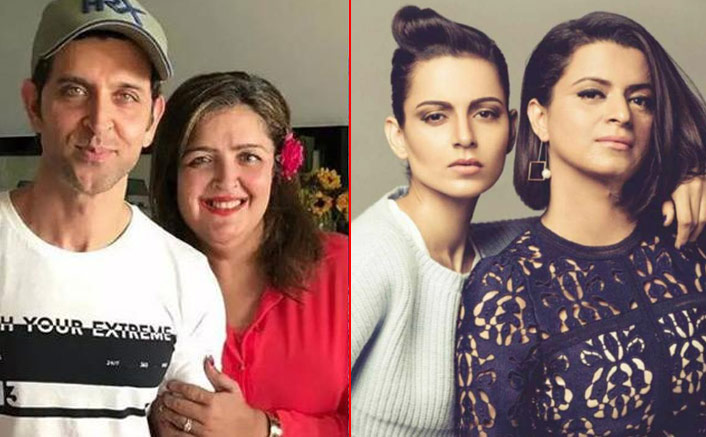 "Hrithik Roshan - Sunaina's Cousin SLAMS Kangana Ranaut- Rangoli: ""I Request Them Not To Act As Vultures"""