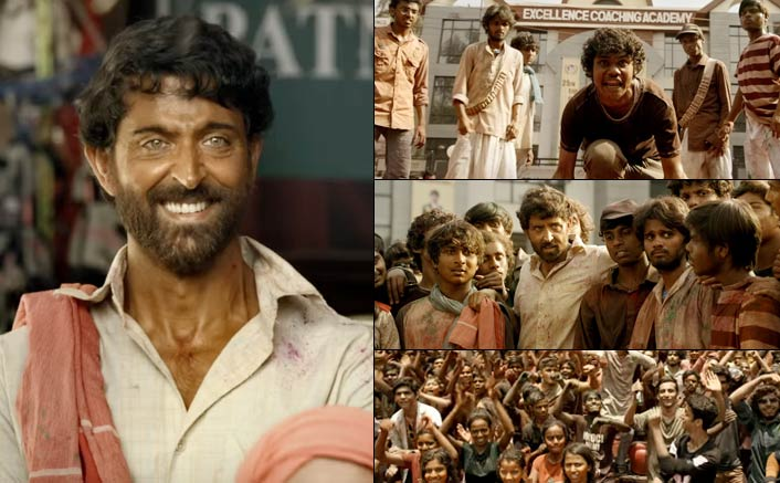 Hrithik Roshan ushers in festivity with students in Super 30's new song 'Basanti No Dance'; Out now!